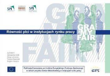 Broszura: Równość płci w instytucjach rynku pracy. 1