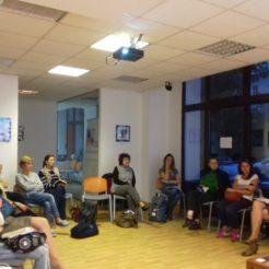 Spotkanie wprowadzające do indywidualnych konsultacji zawodowych dla migrantek i uchodźczyń
