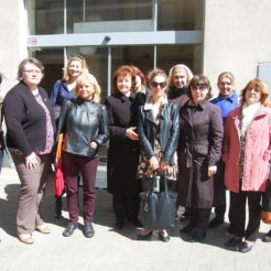 Mobilization for legal protection of women's rights in Belarus