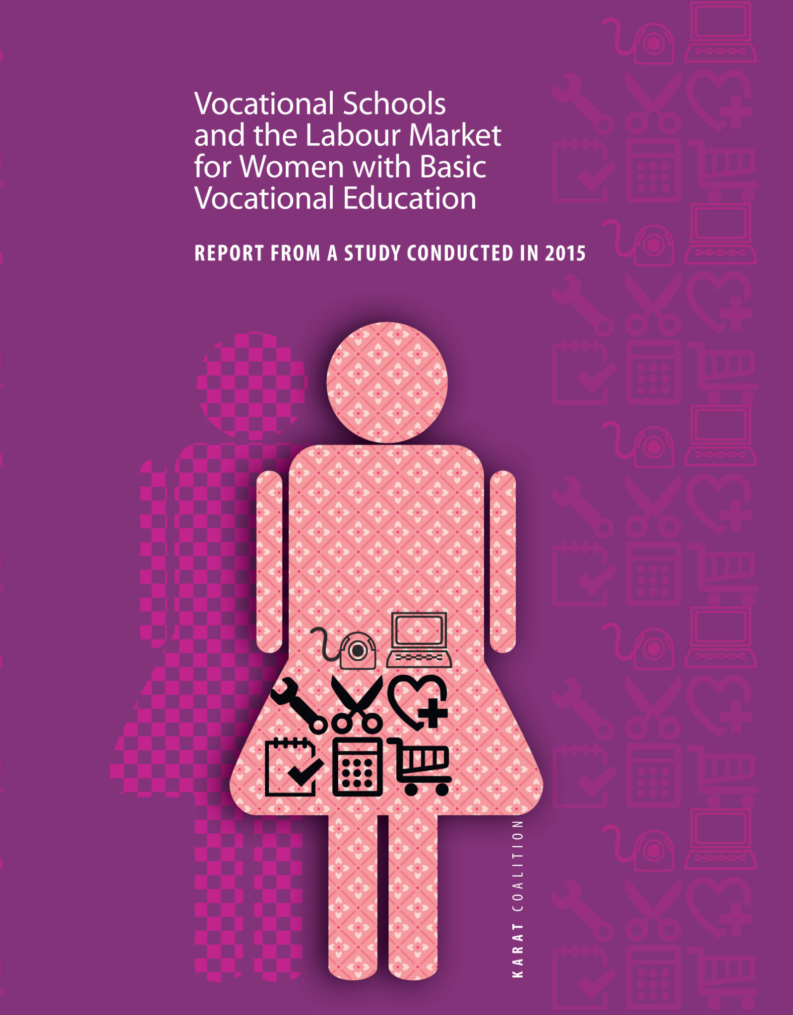 Report: Vocational Schools and the Labour Market for Women with Basic Vocational Education