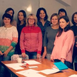 Polish language lessons for women migrants