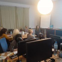 Warsztat dla cudzoziemek na temat praw i obowiązków związanych z pracą w Polsce